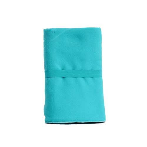 Microfibre Bath Towel in Tiffany Colour